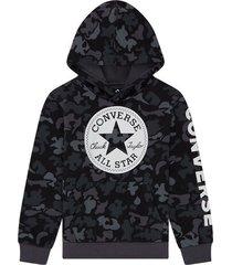 signature camo hoodie