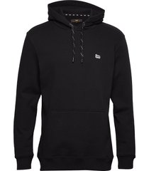 hoodie sws hoodie svart lee jeans