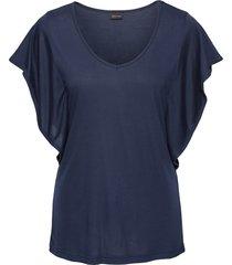maglia con maniche ad aletta (blu) - bodyflirt