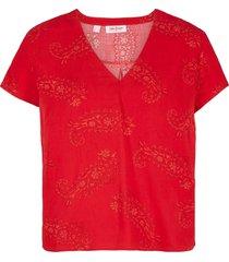 tunica fantasia (rosso) - john baner jeanswear