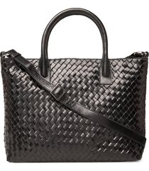 bacoli shoulder bag vilde bags top handle bags zwart adax