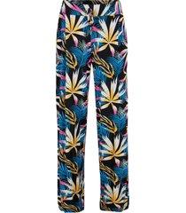 pantaloni a palazzo con cinta elastica confortevole (nero) - bpc bonprix collection