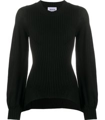 wolford montana pull-over jumper - black