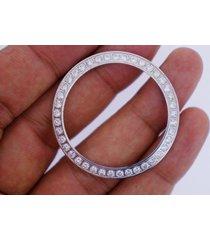 3.00 carat diamond bezel for rolex datejust ii 2 41mm watch best price on ebay