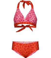 ibiza brissa bikini rood mads nørgaard
