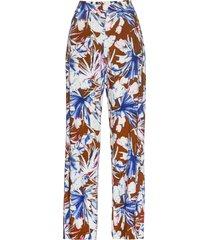pantaloni in viscosa (marrone) - bpc selection