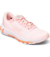ua w hovr machina 2 shoes sport shoes running shoes rosa under armour