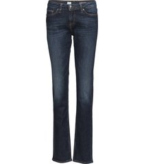 rome rw absolute blue jeans boot cut blauw tommy hilfiger