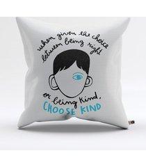 almofada being kind