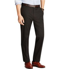 pantalon clark fit adv chinos negro brooks brothers