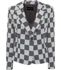 blazer with button