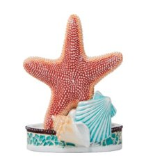 saturday knight ltd. south seas toothbrush holder bedding