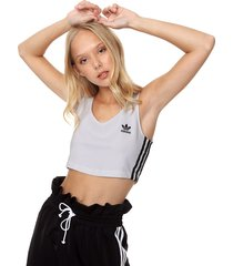 top blanco adidas originals  tank