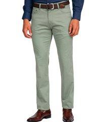 pantalón 5 bolsillos oliva guy laroche
