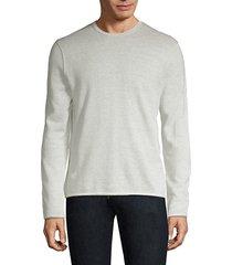 dean merino wool & linen sweater