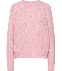uumoilla knitted pullover gebreide trui roze marimekko