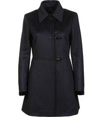 fay single breasted duffle coat