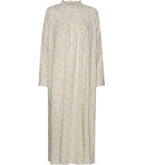 ivory dress knälång klänning creme lovechild 1979