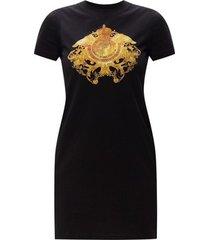 korte jurk versace jeans couture d2hwa418-11620