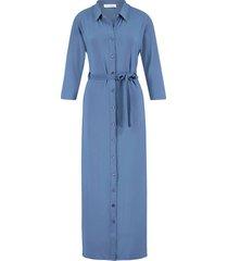 jurk cathy blauw