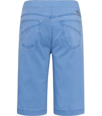 comfort plus-bermuda model carina van raphaela by brax blauw