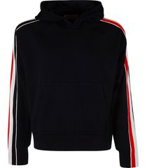 thom browne hooded pullover