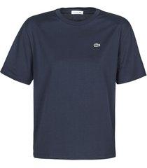 t-shirt korte mouw lacoste -