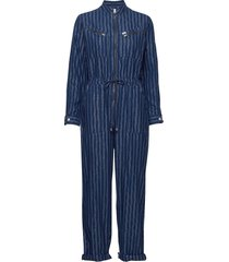 jumpsuit jumpsuit blauw lee jeans