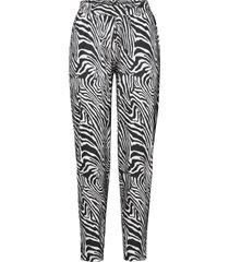 pantaloni a vita alta (nero) - bodyflirt boutique