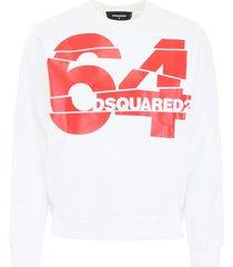 dsquared2 64 logo sweatshirt