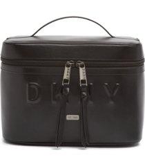 dkny trademark cosmetic case
