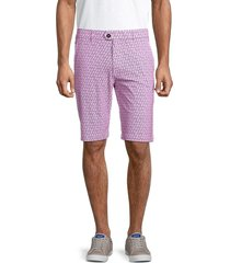 greyson men's printed shorts - blossom - size 34
