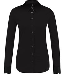 desoto eve dames overhemd plain stretch