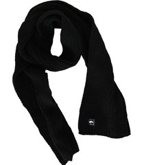 bufanda negra buxter snow