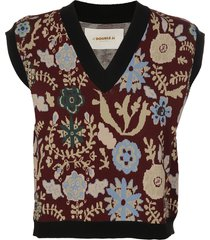 la doublej sweater vest