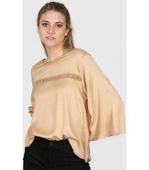 blusa camel nano valeria 0820