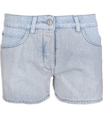 shorts with strass