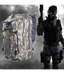 3p táctico militar 30l oxford mochila para camping viajar senderismo trekking  acu camouflage