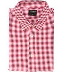 camisa wooster para hombre - rojo