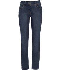 "5-pocket-jeans ""smal"" van bio-katoen, donkerblauw 40/l30"