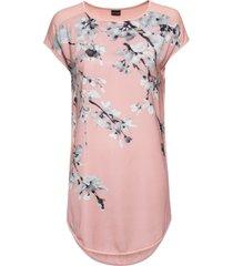 maglia lunga (rosa) - bodyflirt