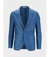 blazer con textura para hombre slim fit 94838