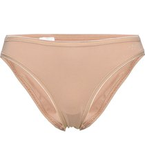 stretch cotton bikini trosa brief tanga beige gap