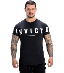 camiseta dry invicto limited preta c-004
