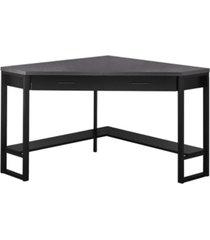 "monarch specialties computer desk - 42"" l top corner"