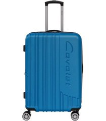 "cavalet malibu 20"" hardside expandable lightweight spinner carry-on luggage"