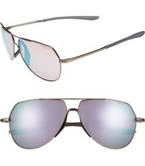 men's nike outrider e 62mm oversize aviator sunglasses -
