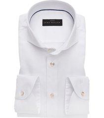 john miller heren overhemd stretch cutaway tailored fit