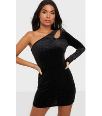 glamorous cut out mini dress fodralklänningar