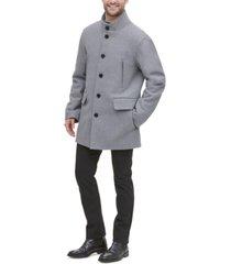 cole haan men's walking coat with bib